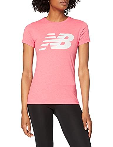 New Balance Camiseta para mujer Wt03816, Mujer, Camiseta, WT03816, GUA, L