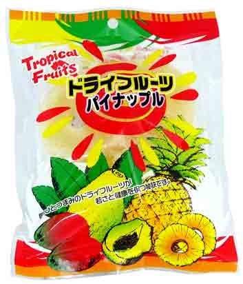 ドライフルーツ パイナップル 150g×1袋 豊物産 食物繊維やミネラル豊富なドライフルーツ 甘酸っぱさがクセになるドライパイン ヨーグルトやシリアルに