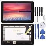 LCD-Touchscreen LCD-Display und Digitizer Vollversammlung for ASUS Chromebook Flip C100PA 10 Zoll (schwarz)
