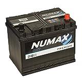 Numax Premium 068 Batterie Voitures, 12V 70Ah 700 Amps (En)