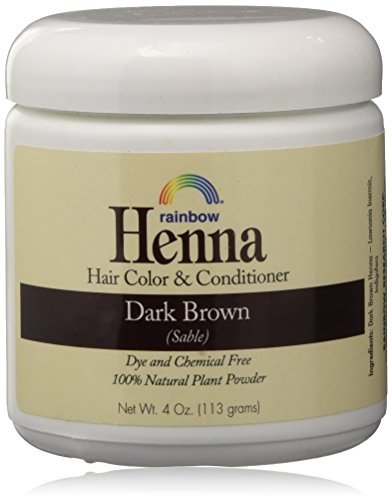 10 best henna natural dark brown for 2020