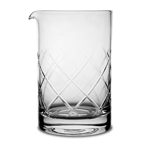 Japanese Style Seamless Mixing Glass Stirring Cocktail by Kotai (750 ML)