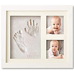 Bubzi Co Baby Footprint Kit & Handprint Kit