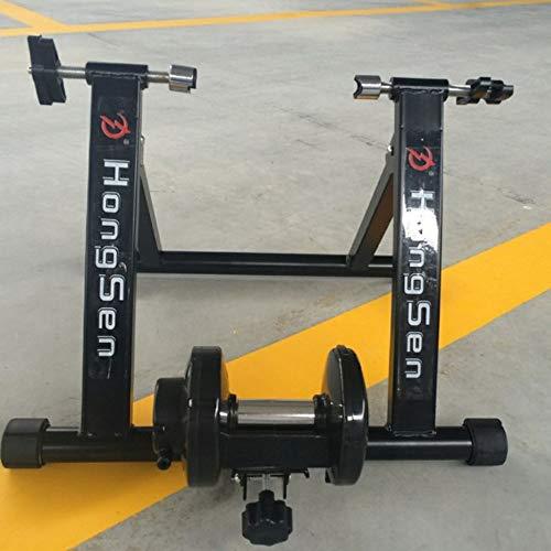 Rodillo para Bicicleta Soporte Fluid Trainer Cubierta Bicicletas Fijas De Entrenamiento De...