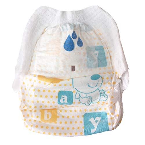 Dowoa Baby Einweg Schwimmwindeln, wasserdichte Windel für Kinder Auslaufsichere Schwimmwindeln
