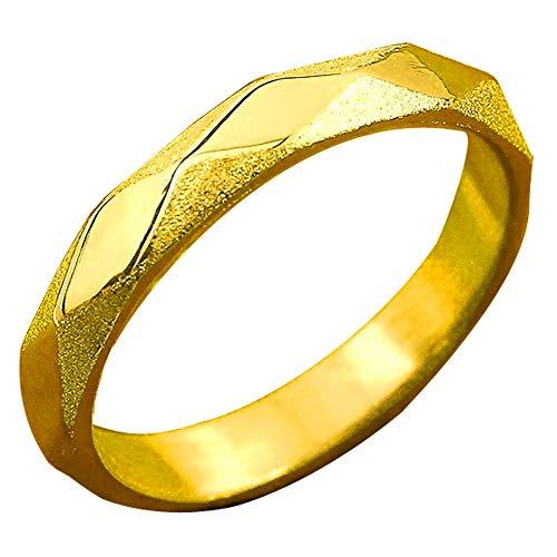 [アトラス]Atrus リング レディース 純金 24金 ホーニング加工 鏡面加工 地金リング ストレート 指輪 16号