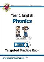 KS1 English Targeted Practice Book: Phonics - Year 1 Book 1