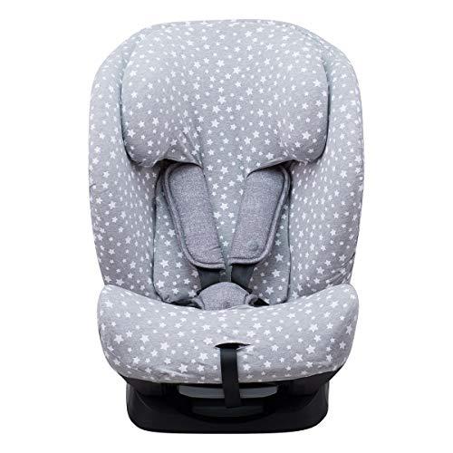 JANABEBE Funda para Bebe Confort Titan Nomad White Star