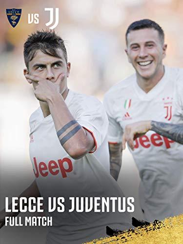 Serie A. Giornata 9: Lecce-Juventus