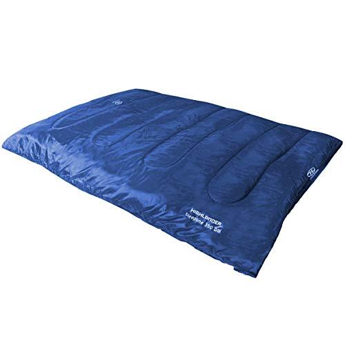 Highlander Sleepline 350 Double Slaapzak Blauw