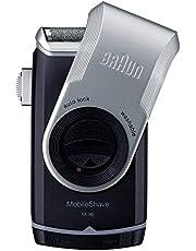ブラウン 携帯用メンズシェーバー M-90