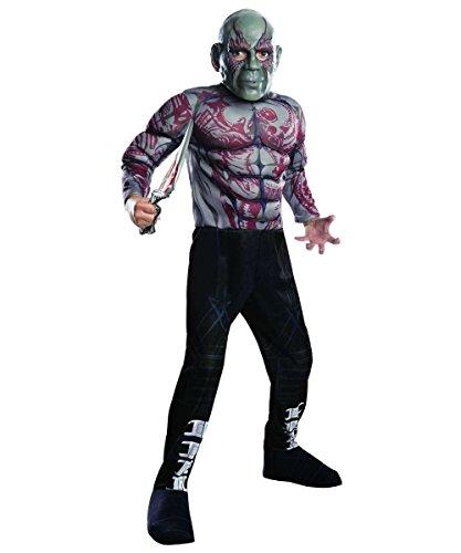 Deluxe Drax the Destroyer Child Costume – Medium