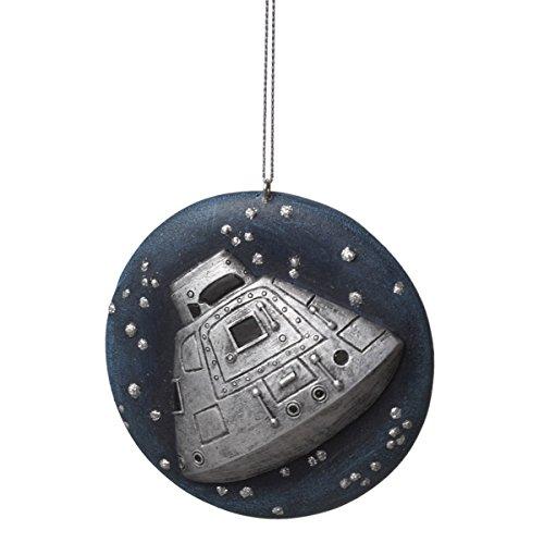 space ship ornament - 2