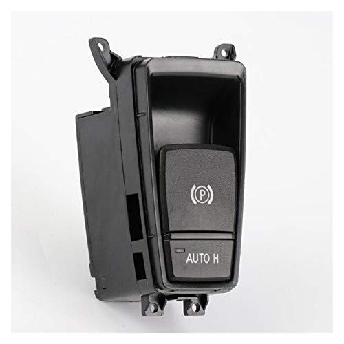 Wishful Interruptor de Freno de Mano electrónico Aparcamiento Botón de Freno de Mano Ajuste para BMW E70 X5 E71 E72 X6 E71 E72 Hybrid 61319148508