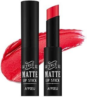 [A'PIEU] True Matt Lipstick RD01