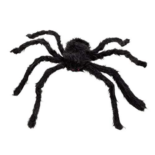 Manchester Case Black Spider 30cm Plush Puppet Toy by Manchester Case