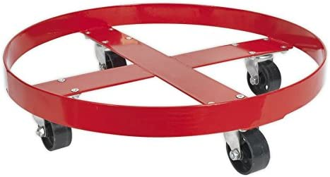 Sealey TP205 Ranking Genuine TOP17 Drum Dolly 205ltr