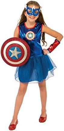 Captain america girl halloween costume