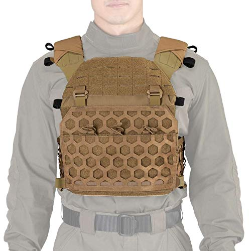 5.11 Tactical All Mission Plate Carrier HEXGRID platendrager - Ranger Green