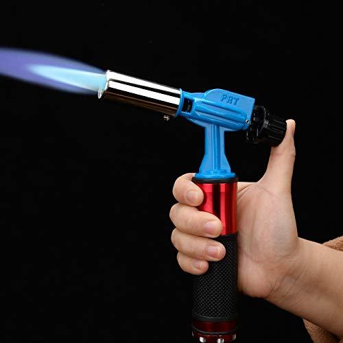 Heizung Fackel Elektronische Zündung Verflüssigtes Gas Schweißpistole Fackel Kit Schlauch for Löten Kochen Hart- Heizung Beleuchtung Unkrautvertilgungsvorrichtung Qualitäts-Beruf