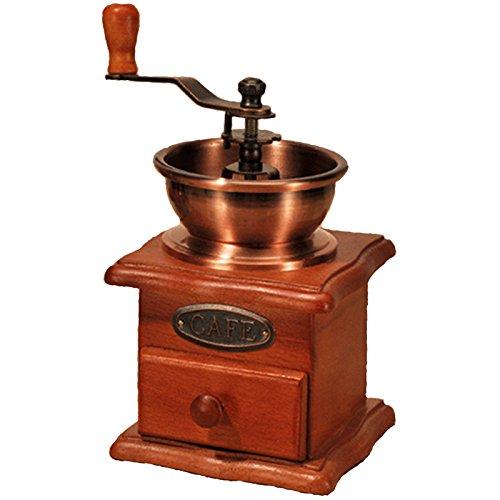 JEMIDI Kaffeemühle Kaffee Mühle mit Keramikmahlwerk Espressomühle Caffee Mühlen Kaffemühle