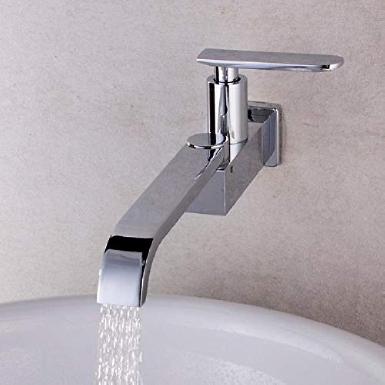 ETERNAL QUALITY Bad Waschbecken Wasserhahn In-Wall Folding Drehbare Küchenarmatur Waschbecken Waschküche Wasserhahn