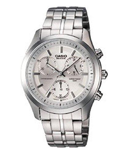 Casio Herren Beside Serie Sport Chronograph Armbanduhr # bem503d-7av