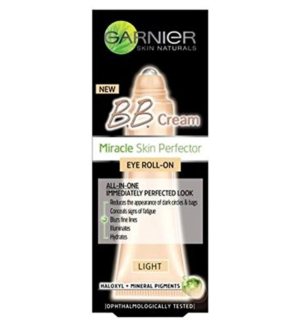 統計的教会ブロックGarnier Skin Naturals BB Cream Skin Perfector Eye Roll-On Light 7ml - ガルニエ皮膚ナチュラルBbクリームスキンパーフェクアイロールオン光7ミリリットル (Garnier) [並行輸入品]