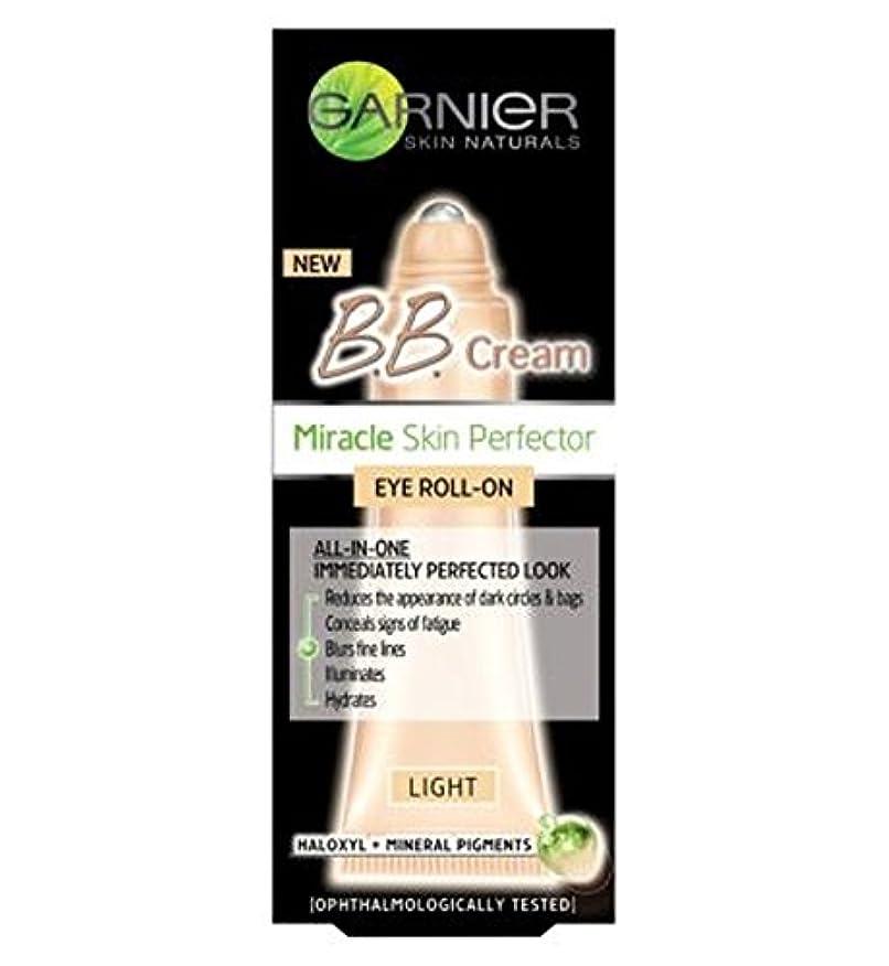 反動下位顧問Garnier Skin Naturals BB Cream Skin Perfector Eye Roll-On Light 7ml - ガルニエ皮膚ナチュラルBbクリームスキンパーフェクアイロールオン光7ミリリットル (Garnier) [並行輸入品]