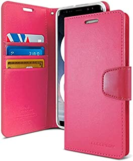 Samsung Galaxy Note 8 Leather Protection Wallet with Pockets Stand Case