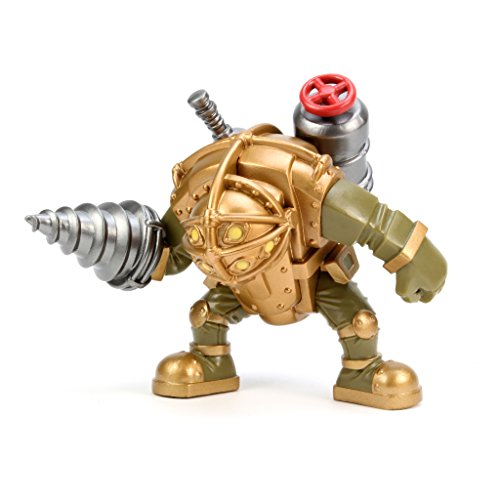 "BioShock 4"" Big Daddy Vinyl Figure"