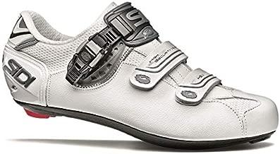 Sidi Men's Cycling Shoes Genius 7 Carbon MEGA (EE) Shadow White (43)