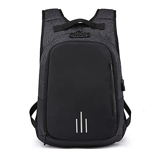 QIANJINGCQ Nouveau produit sac à dos de voyage antivol multifonctionnel sac dordinateur daffaires masculin sac à dos de charge USB sac décole extensible offre spéciale