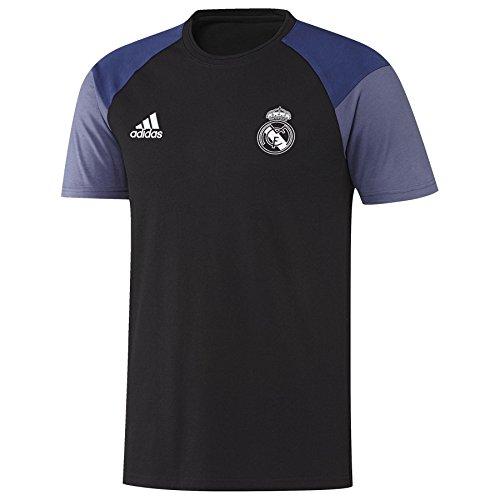 adidas Trikot Real Madrid Cf Y schwarz/lila 7-8 Jahre (128)