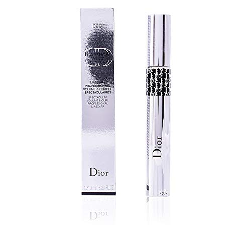 Dior Mascara Show Iconic Overcurl Volume Mascara, 090 Over Black