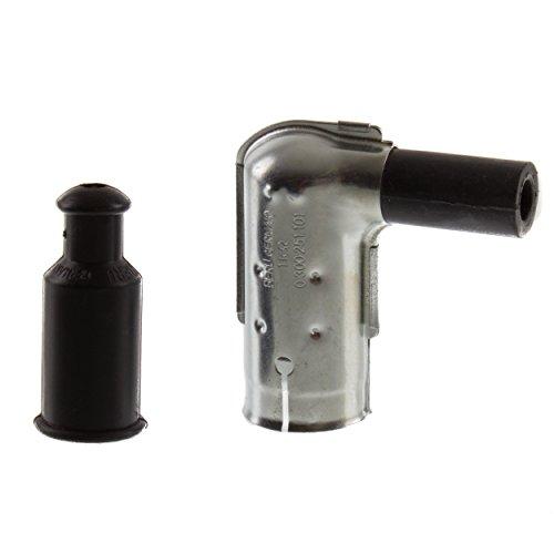 Beru 10321-A-01 1X Kerzenstecker 1 Kilo-Ohm, Wassergeschützt, 90 Grad Abgewinkelt