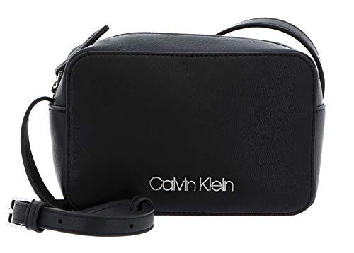 Calvin Klein Damen CK Must Crossovers, Schwarz, OS