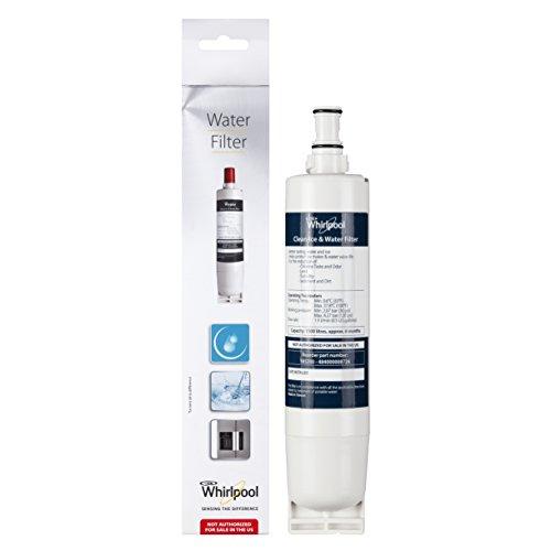 Whirlpool - Cartuccia filtrante per acqua per frigoriferi Side-by-Side SBS200