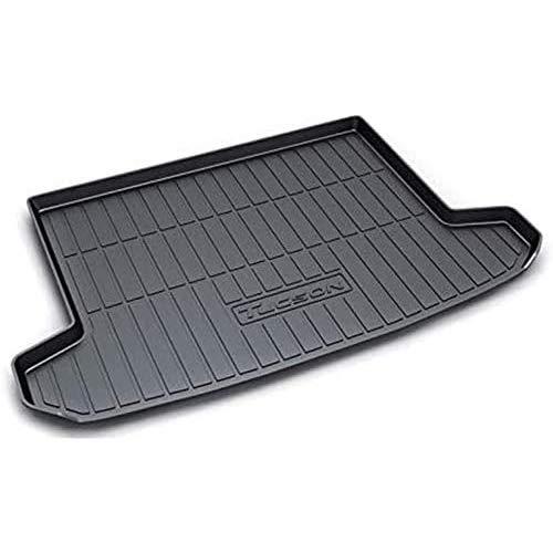 ZYLFP Boot Trunk Mats For Hyundai Tucson 2015-2018(New), Rubber Non-Slip Dust-Proof Floor Mats Car Accessories