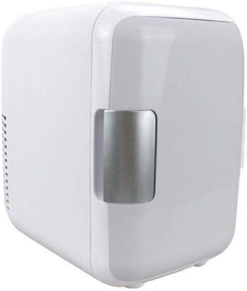 la glace la cuisine la voiture la chambre les boissons CYGG Mini r/éfrig/érateur de refroidissement et de chauffage pour cosm/étiques /à double usage pour la maison