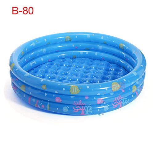 yum Piscina de bebé al Aire Libre de Interior portátil Piscina Inflable para niños bañera para niños Piscina para niños Piscina de Bolas de océano Juguetes para niños