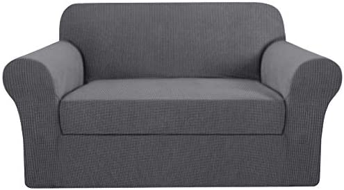 2 Piece Stretch Sofa Covers Couch Covers for...