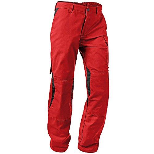 Kübler 2L465365-5599-90 Pantalon Vita Mix Taille 90 rouge/noir