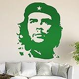 Adesivo da parete, motivo: Che Guevara, disponibile in 6 misure