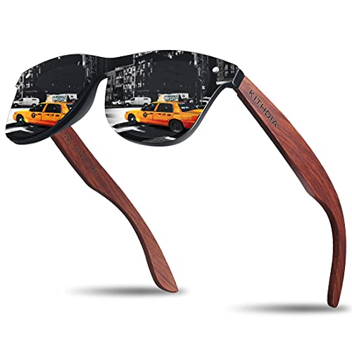 73% off Wooden Bamboo Sunglasses Clip the extra $5 off coupon and use promo code: 506YG5RI Works on all options