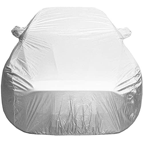 Autohoes Compatibel met Daihatsu Charade Copen Cuore Fourtrak 100% waterdicht zonnebrandcrème vorst hagel krassen vogelpoep bescherming tegen alle weersomstandigheden (Color : B, Size : Cuore)