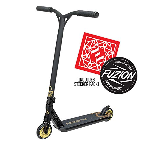 Best Prices! Fuzion Z350 Pro Scooter (2020 - Black Awakening)