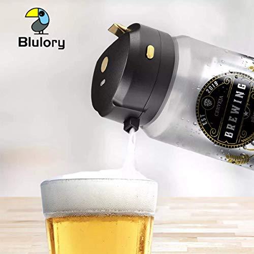 Choppeira Para Latas Blulory Chopp Instantâneo Portátil Presente Legal - Original
