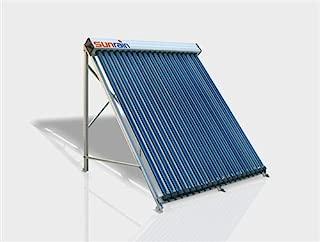 Northern Lights Group SunRain Solar Vacuum Tube Collector- 20 Tube Solar Water Heater