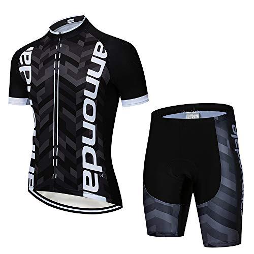 Completi da Ciclismo Estivi Abbigliamento Ciclismo UCI Team Maglia Ciclismo Squadre Pro
